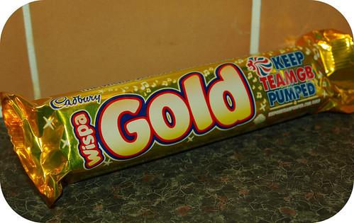 Cadbury's Wispa Gold