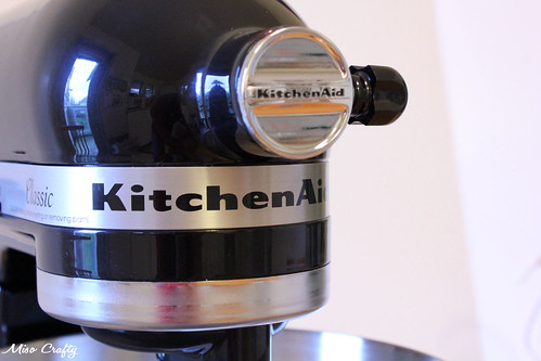 Kitchen Aid Closeup