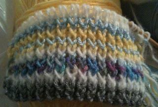 sky scarf week 1