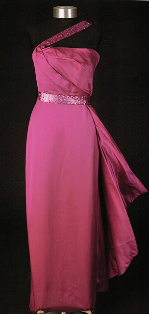"Marilyn's Costume from ""How to Marry a Millionaire"""