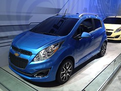 CHEVROLET SPARK REVIEW