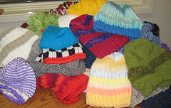 Chicks with Sticks - Crocheting and Knitting Club
