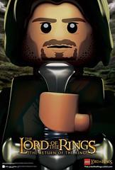Lego_LOTR-Aaragon_Poster