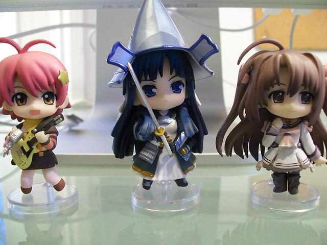 Shiino, Kenshin, & Watarai