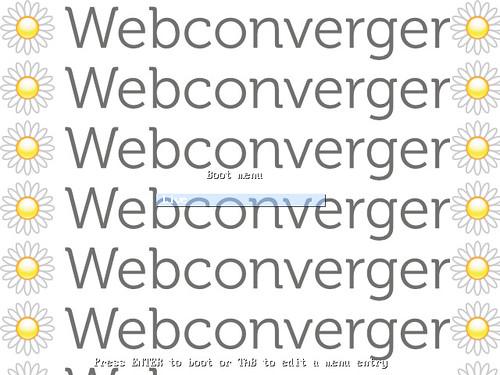 Webconverger 11