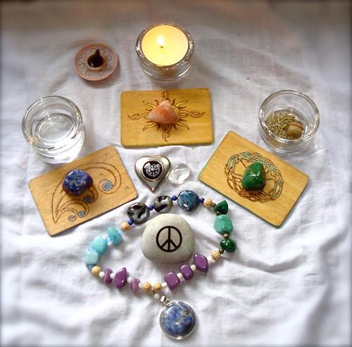 Travel Altar
