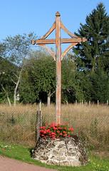 Aigurande (croix entrée de la commune) 4852c - Photo of Moutier-Malcard