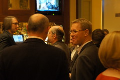 Voce Media Dinner at CES 2012