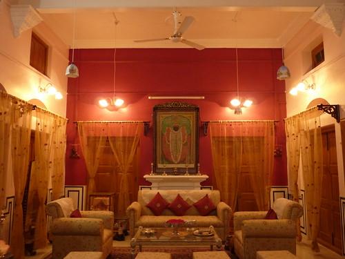 Lavish interiors - Lodha Haveli, ajmer