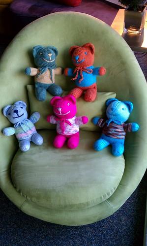 january's bears