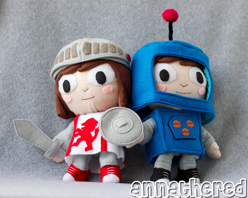 Costume Quest (Wren and Reynold)