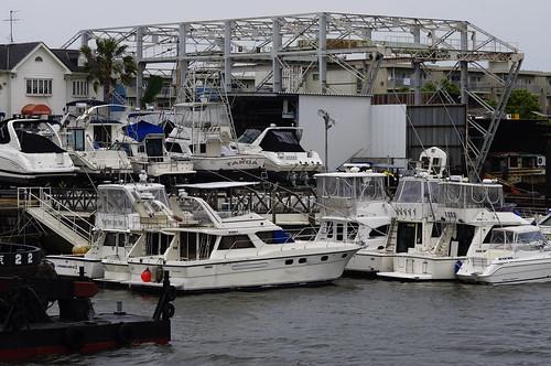 Shipyard on Edogawa