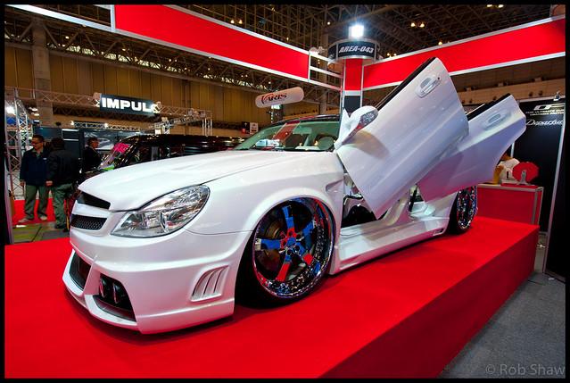 Tokyo Auto Salon Vehicles-423