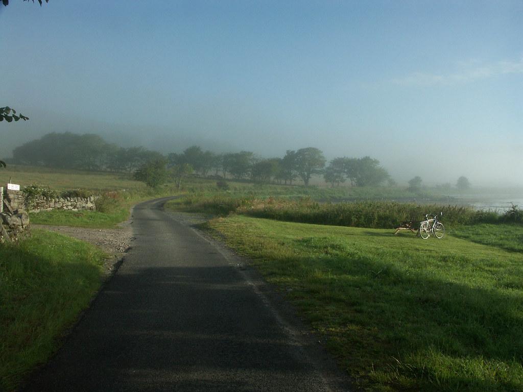 2006-07-18 013 Misty Morning near Jura Manse