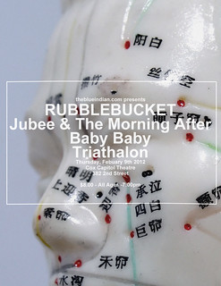 Rubblebucket Flyer