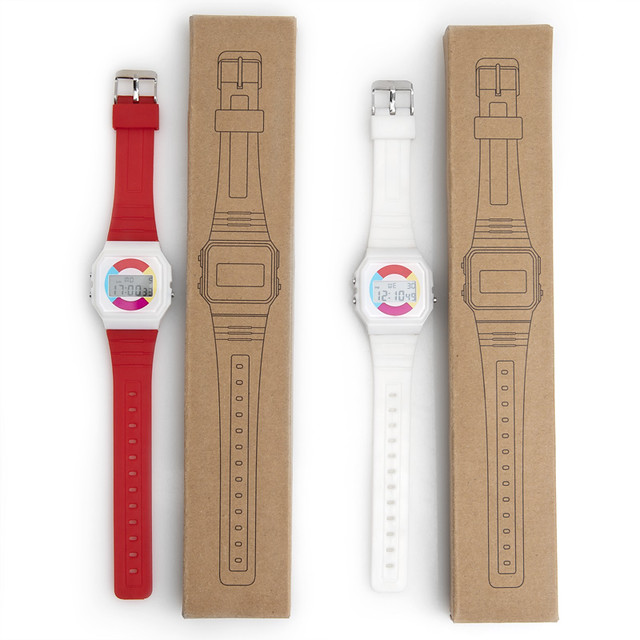 Colorparty Digital Watch - Poketo x Furni