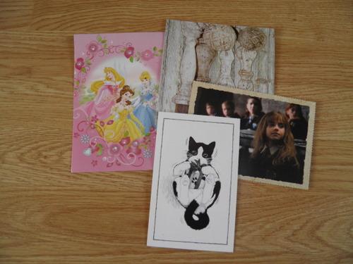 kaarten postcrossing