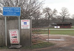 Shirley Town Football Club