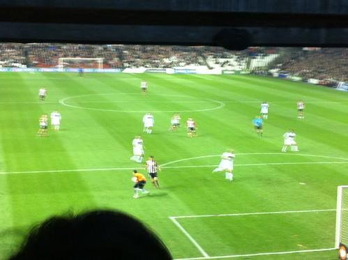 Casi Gol en SAN MAMES Athletic Mallorca en la copa by LaVisitaComunicacion