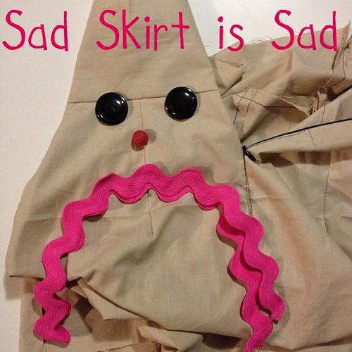 Sad Skirt