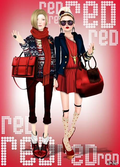 #Red-COLORSTYLE#09