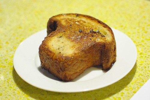 Brioche with Truffle Butter