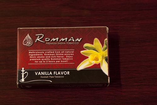 ローマン(Romman)バニラ