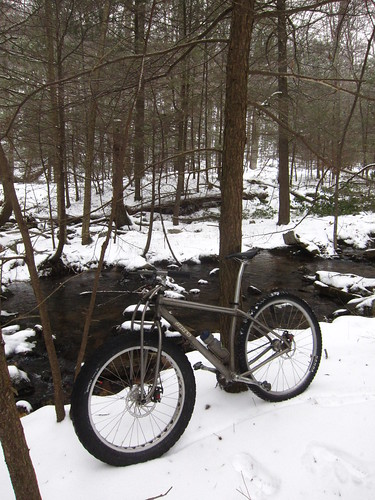 Frederick Watershed Snow Ride