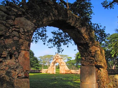 Hacienda Ruins, Yucatan  2095pr