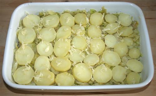35 - Mit Knoblauch beraspeln / Add garlic