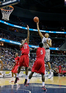 Otto Porter scored the Hoyas' final six points in the comeback win