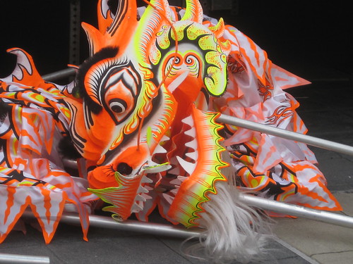 Chinese Dragon Figures