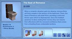 Seat of Romance