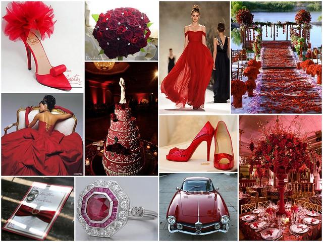 Red Spells Romance