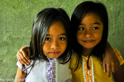 The farm girls-Kuya and Ram's cousins