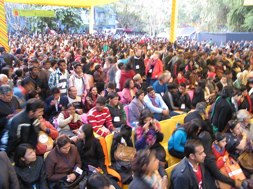 Panel on Salman Rushdie cancellation at JLF