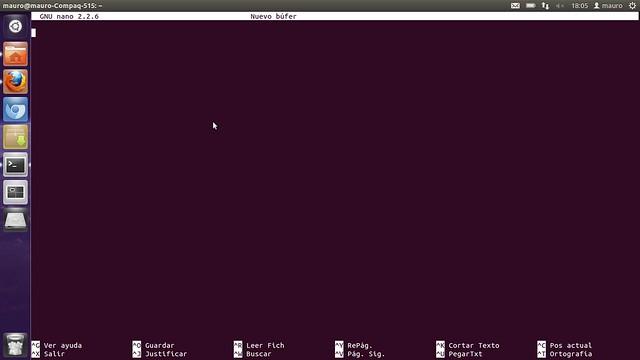 consola linux para principiantes