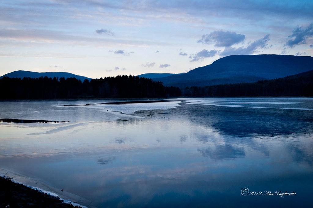 Dusk - Cooper Lake