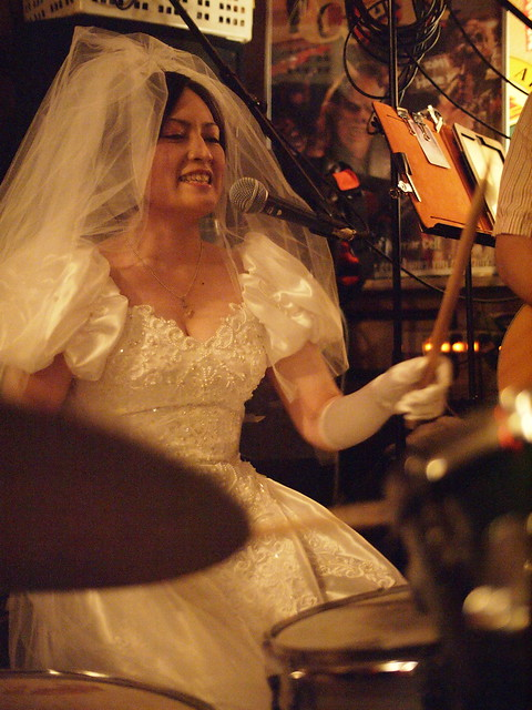 "The Warrior Celt ""just married"" session, Tokyo, 28 Jan 2012. 150"