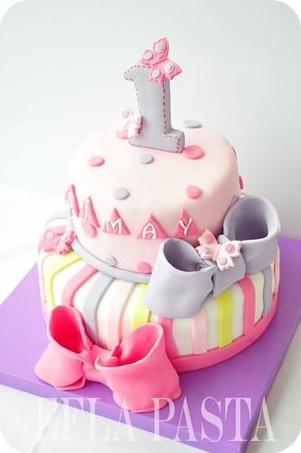 1 Yaş pastası Simay