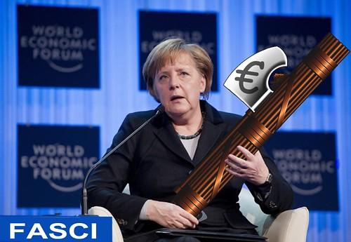 DAVOS 2012-EURO FASCI by Colonel Flick