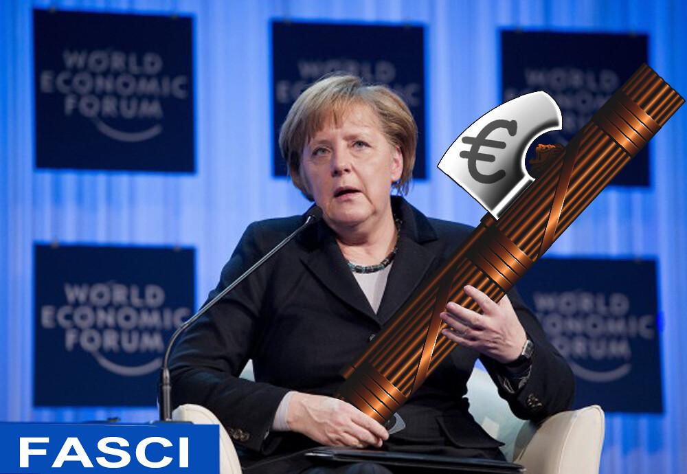 DAVOS 2012: EURO FASCI