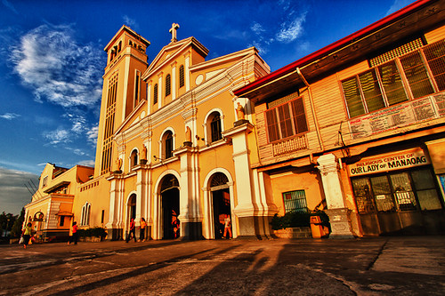 Our Lady of Manaoag Church, Pangasinan, Philippines