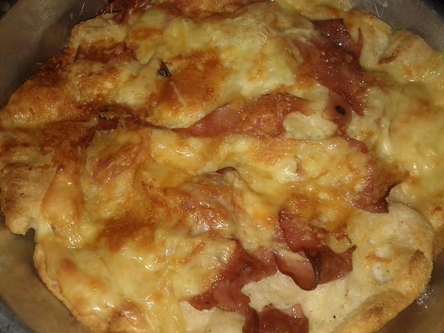 ... μπέικον- cheese souffle and bacon | Flickr - Photo Sharing
