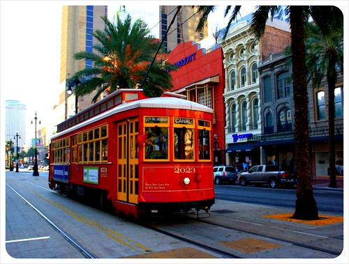 new orleans streetcar canal street