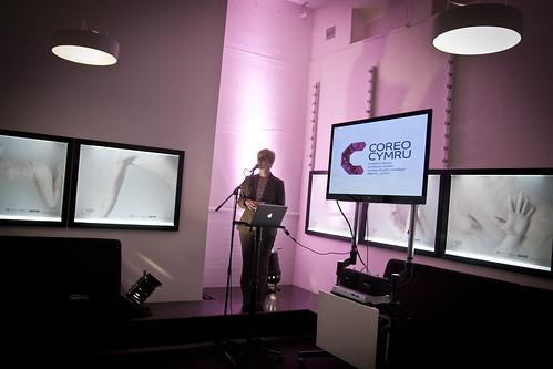 Coreo Cymru Launch