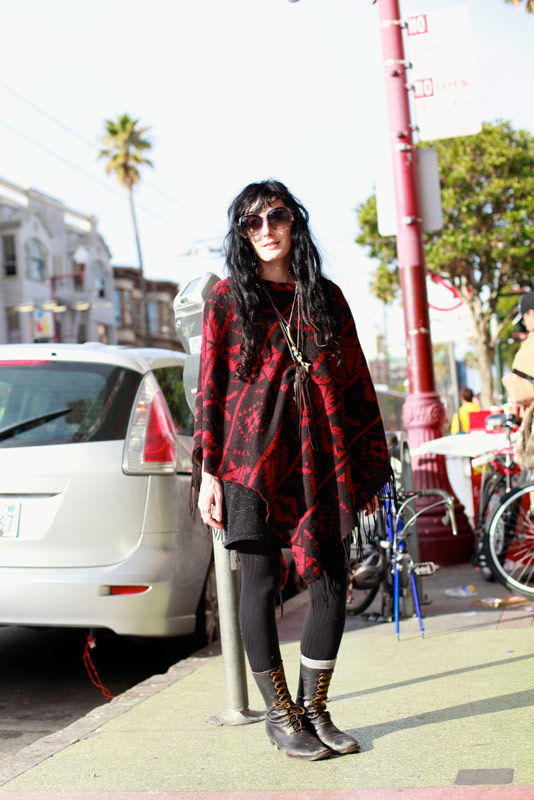 rhea san francisco street fashion style