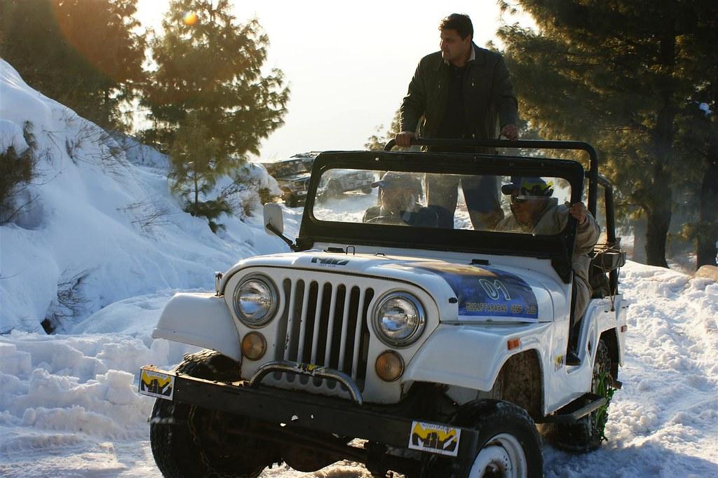 Muzaffarabad Jeep Club Snow Cross 2012 - 6796515107 c7b6be1555 b