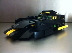 BATMOBILE 2025 CONTEST