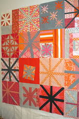 Do. Good Stitches Asterisk quilt